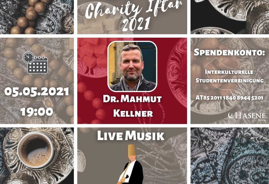 Online Charity Iftar 2021